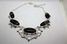 Collana Agata Della Botswana -  Misura 52 Cm - Necklaces/Chains