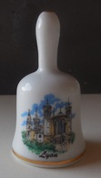 Cloche Ou Clochette En Porcelaine  : Lyon Fourvière - Bells