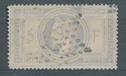 N° 33 TIMBRE AVEC PETIT DEFAUT - 1863-1870 Napoleon III With Laurels