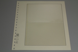 Lindner, T-Blanko-Blatt 802105, 1 Tasche 120 Mm, Breite 189 Mm - Albums & Reliures