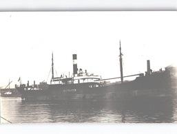 GAUTATYR Real Photo Dampskibs-Aktieselskabet »Myren«. (Hokn & Wonsild). Kbhvn. Sent 1913 To Denmark - Handel