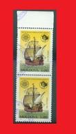 Moldova '92, Columbus Navire Galion Galleon - Christopher Columbus