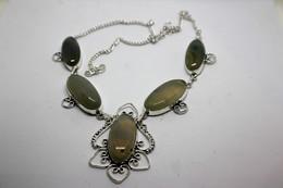 Collana Agata Della Botswana -  Misura 53 Cm - Necklaces/Chains