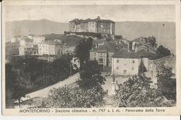 MONTEFIORINO (MODENA) PANORAMA DALLA TORRE  -FP - Modena