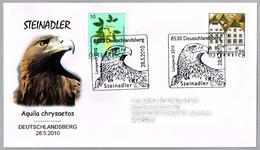 AGUILA REAL - STEINADLER - Aquila Chrysaetos. Deutschlandsberg 2010 - Águilas & Aves De Presa