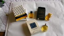 Miniature De Parfum Homme Et Femme  Lot De 3 Avec Boite - Miniatures Womens' Fragrances (in Box)