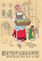CP - JACK - Barré Et Dayez - Barday - La Marchande De Crésson - 1488J - Illustrateurs & Photographes