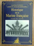 Historique De La Marine Française (novembre 1942 - Août 1945) - Voyages
