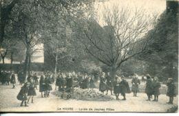 N°67254 -cpa Le Havre -lycée De Jeunes Filles- - Le Havre