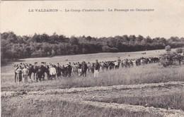 Doubs - Le  Valdahon - Le Camp D'instruction - Le Pansage En Campagne - Altri Comuni