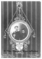 VINCENNES - SOUVENIR SCOLAIRE 1921 1922 - PHOTO MONTAGE MEDAILLON DUMESNIL 17.5 X 12.5 CM - Anonymous Persons