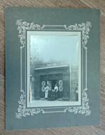 Photographie Ancienne 'Café Guihard, Cidre, Cidre Bouché' - Vieux Papiers