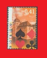 BEL 2003, Turnhout, Centre Des Cartes à Jouer / Playing Cards - Jeux