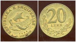 ALBANIE 20 Leke 2000 - Albania