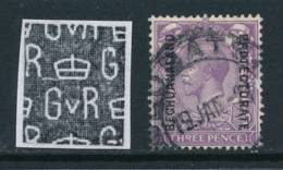 BECHUANALAND, 1925 3d, Postmark LOBATSI Fine Used, SG94, Cat £29 - Bechuanaland (...-1966)