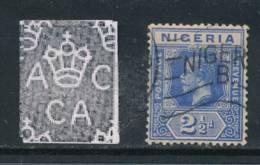 NIGERIA, 1914 2½d Very Fine Used - Nigeria (...-1960)