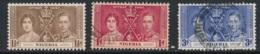 NIGERIA, 1937 Coronation  Very Fine Used, Cat £11 - Nigeria (...-1960)
