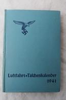 Luftfahrt-Taschenkalender Von 1941 - Calendriers