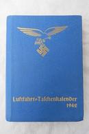 Luftfahrt-Taschenkalender Von 1942 - Calendars