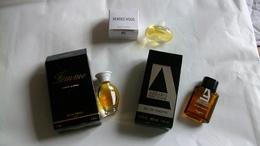 Miniature De Parfum Homme Et Femme  Lot De 3 Avec Boite N° 21 - Modern Miniatures (from 1961)