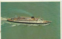 Boat - Bateaux - Ship - Shiff - Reine Astrid - Dover-Ostend Line - Paquebots