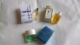 Miniature De Parfum Homme Et Femme  Lot De 3 Avec Boite N° 24 - Modern Miniatures (from 1961)