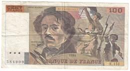 France 100 Francs 1978 First Date - 1962-1997 ''Francs''