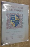 Nouvelle Revue D'Héraldique, 29e Année, Tome I, N°2 (octobre-décembre MCMXLVI) - History