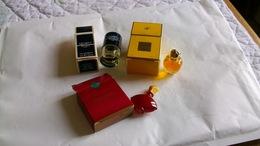 Miniature De Parfum Homme Et Femme  Lot De 3 Avec Boite N° 26 - Modern Miniatures (from 1961)
