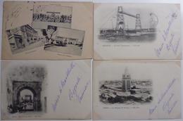 Afrique Du Nord Lot De 154 CPA à Trier - Cartes Postales