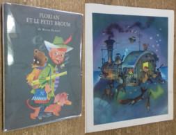 Florian Et Le Petit Broum - Livres, BD, Revues