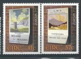 Irlande 2003 N°1504/1505 Neufs ** Europa, Affiches - 1949-... République D'Irlande