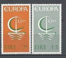 Irlande 1966 N°187/188 Neufs ** Europa - 1949-... République D'Irlande
