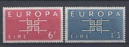 Irlande 1963 N°159/160 Neufs ** Europa - 1949-... République D'Irlande