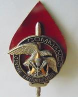 PUCELLE CENTRE D'ENTRAINEMENT COMMANDO NANCY 26 - Armée De Terre