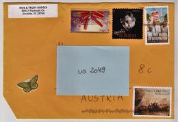 2016 ? -  USA/Florida  -  Brief / Bedarfsbeleg    -   O Gestempelt - Siehe Scan (us 2049) - Briefe U. Dokumente