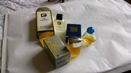 Miniature De Parfum Homme Et Femme  Lot De 3 Avec Boite N° 38 - Modern Miniatures (from 1961)