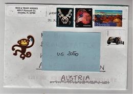 2016 ? -  USA/Florida  -  Brief / Bedarfsbeleg    -   O Gestempelt - Siehe Scan (us 2050) - Briefe U. Dokumente