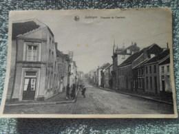 Cpa Jodoigne Chaussée De Charleroi  1945 - Jodoigne