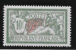 France N°207 - Neuf * Avec Charnière - TB - France