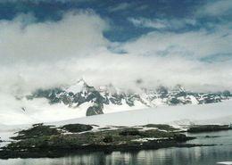 1 AK Antarctica * Port Lockroy Ein Naturhafen An Der Westküste Der Wiencke-Insel Im Im Britischen Antarktisterritorium * - Postcards