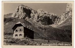 HOCHWEISSSTEINHAUS - Hochweißsteinhaus - TIROLO - Vedi Retro - Formato Piccolo - Austria