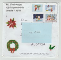 2016 ? -  USA/Florida  -  Brief / Bedarfsbeleg    -   O Gestempelt - Siehe Scan (us 2051) - Vereinigte Staaten