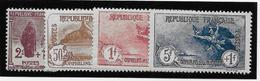 France N°229/232 - Neuf * Avec Charnière - TB - France