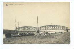 Boom Pont Sur Le Ruppel - Boom