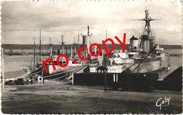 BREST (29) Le Croiseur-Ecole Tourville - Très Très Rare - - Brest