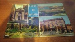 Cartolina: Saluti Da Ravenna  Viaggiata (a31) - Non Classificati