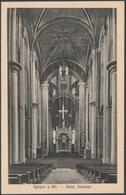 Inneres, Dom, Speyer Am Rhein, C.1925 - Baumgärtner AK - Speyer