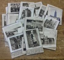 Lot De 51 Vignettes IBLED - Vieux Papiers