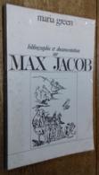 Bibliographie Et Documentation Sur Max Jacob - Livres, BD, Revues